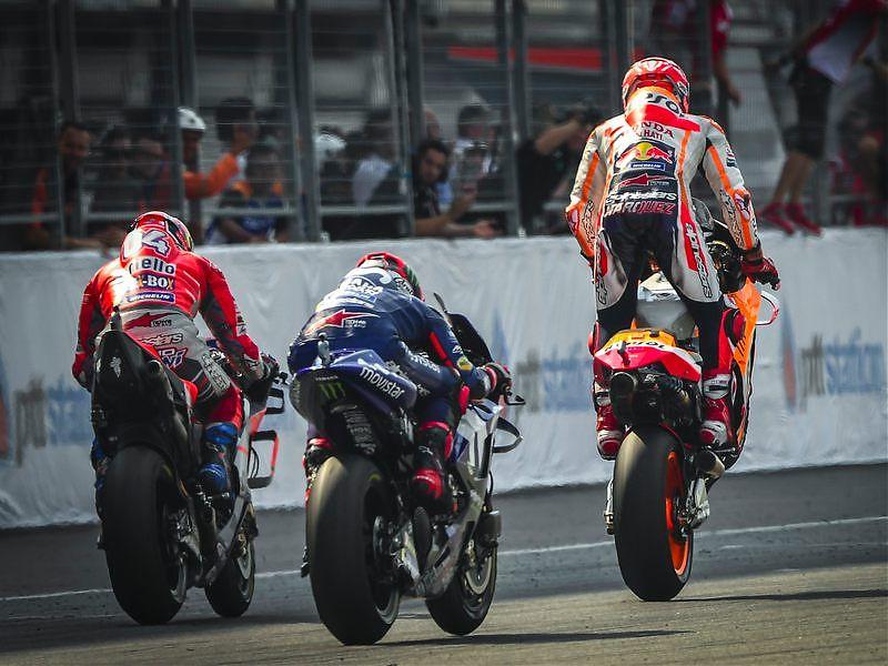 0bd0237f58e MotoGP Tailandia 2018: las claves de un emocionante GP