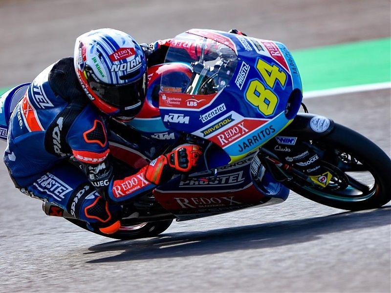 0c7385746e1 Jakub Kornfeil, el más rápido de Moto3 MotoGP ...