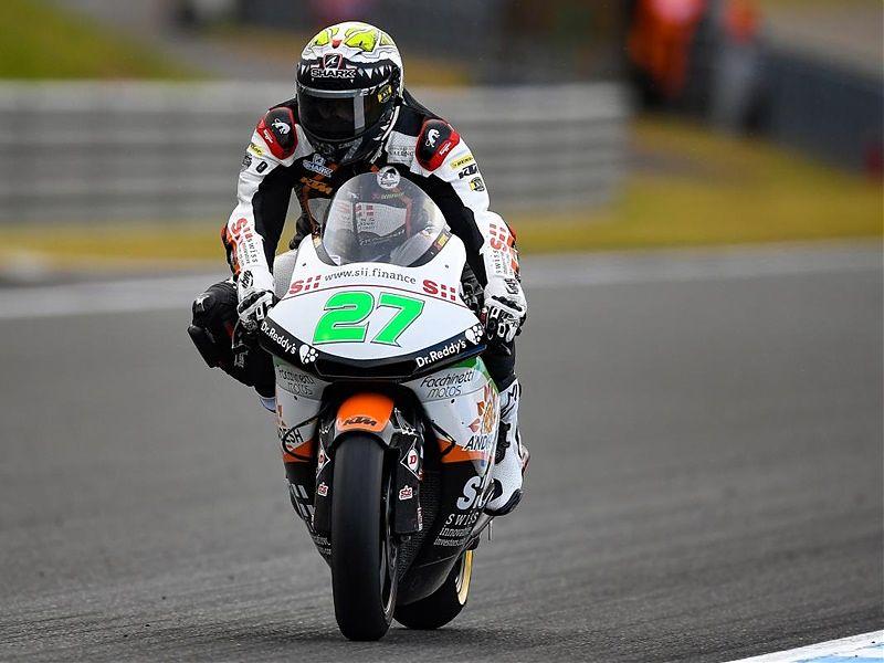 5f7bbc197eb Iker Lecuona, mejor tiempo en Moto2 MotoGP ...