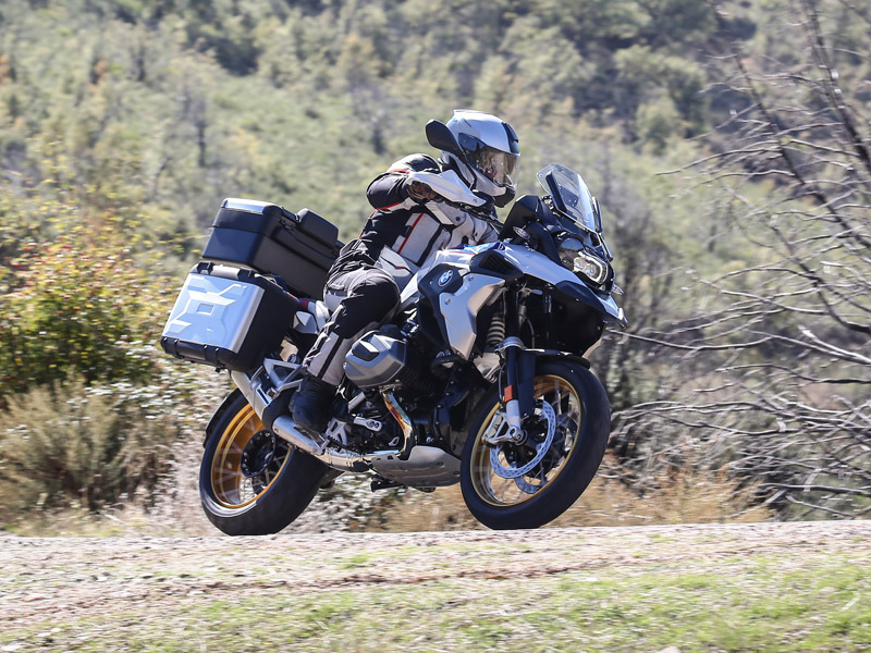 La BMW R 1250 GS 2019 arranca en 18.200 €