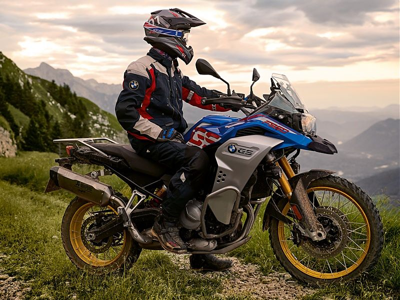 Nueva BMW F850GS Adventure