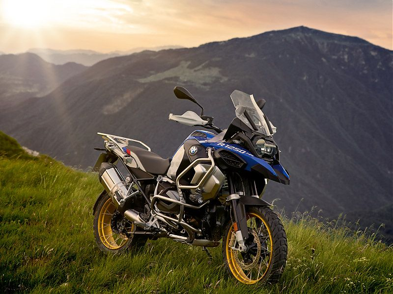 BMW R 1250 GS Adventure HP 2019