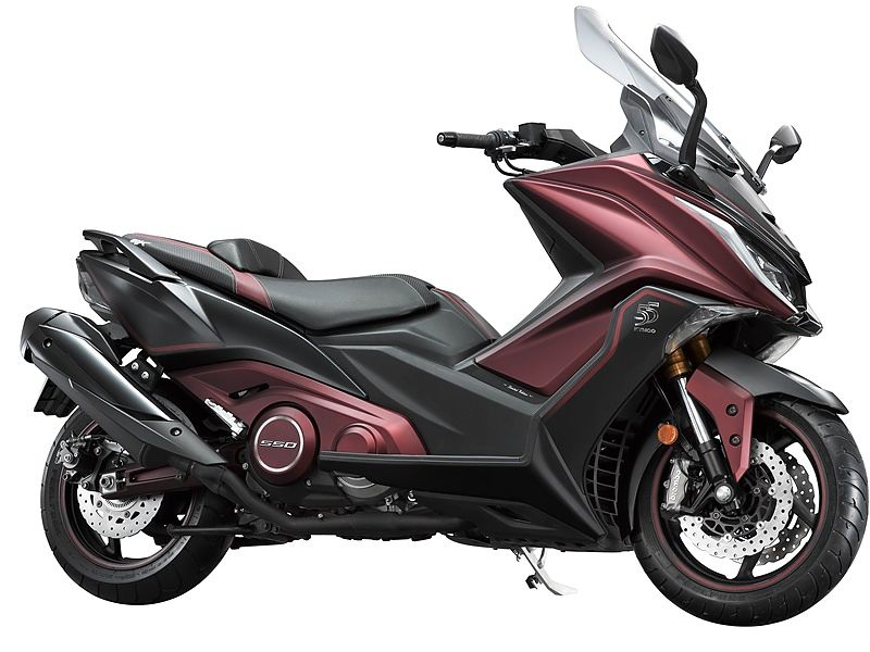 KYMCO AK 550 55th Special Edition