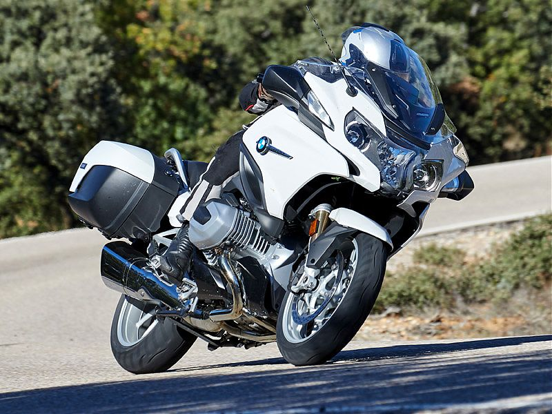 La BMW R 1250 RT 2019 arranca en 20.060 €