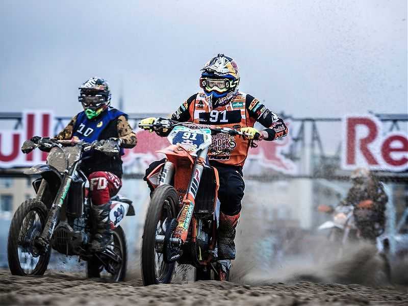 Nathan Watson ganó el Red Bull Knock Out 2018