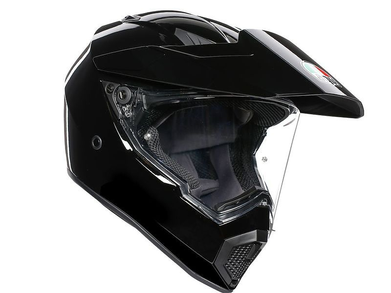 AGV AX9 color negro