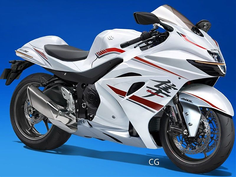 Suzuki Hayabusa 2020 por Young Machine