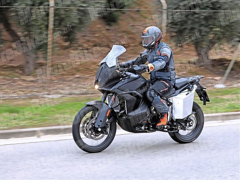 Nueva KTM 1290 Super Adventure 2020