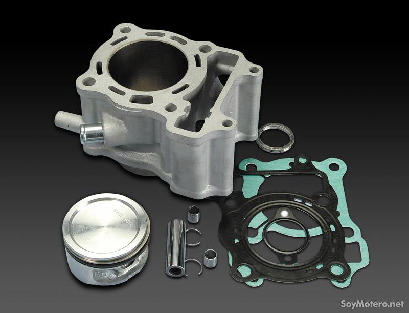 Kit de cilindro Polini para Honda SH 125 y SH 150