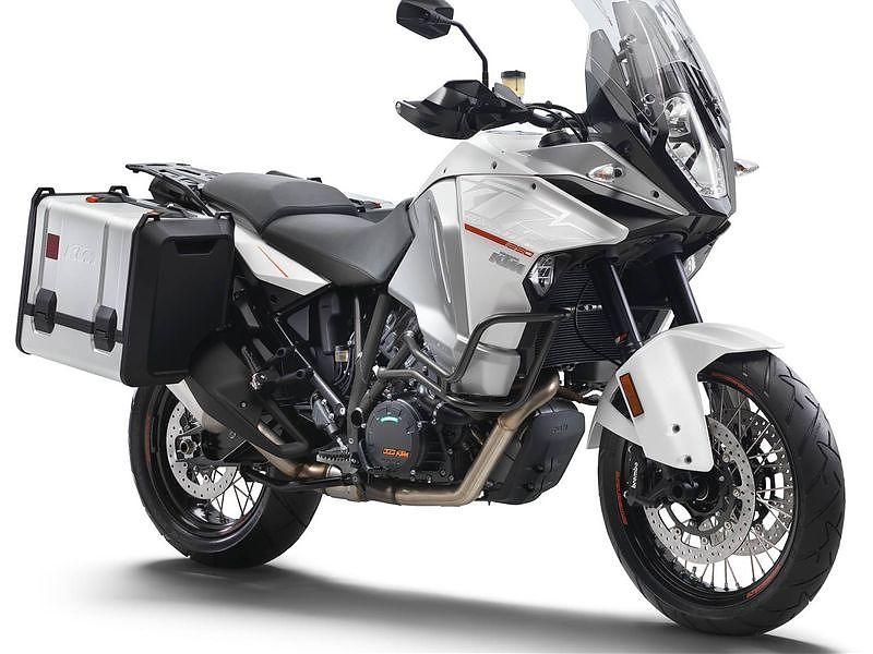 KTM 1290 Super Adventure a revisión