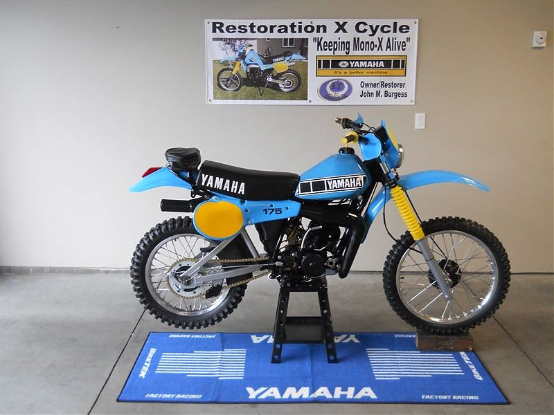 Yamaha IT175 de 1980