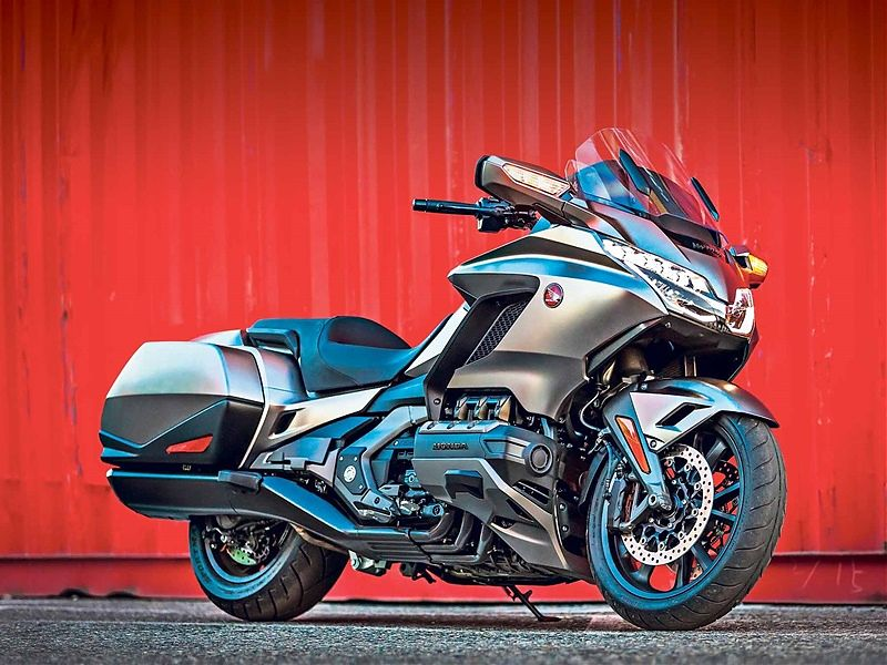Honda Gold Wing FB6 2019