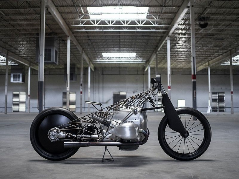 The Revival Birdcage por Revival Cycles