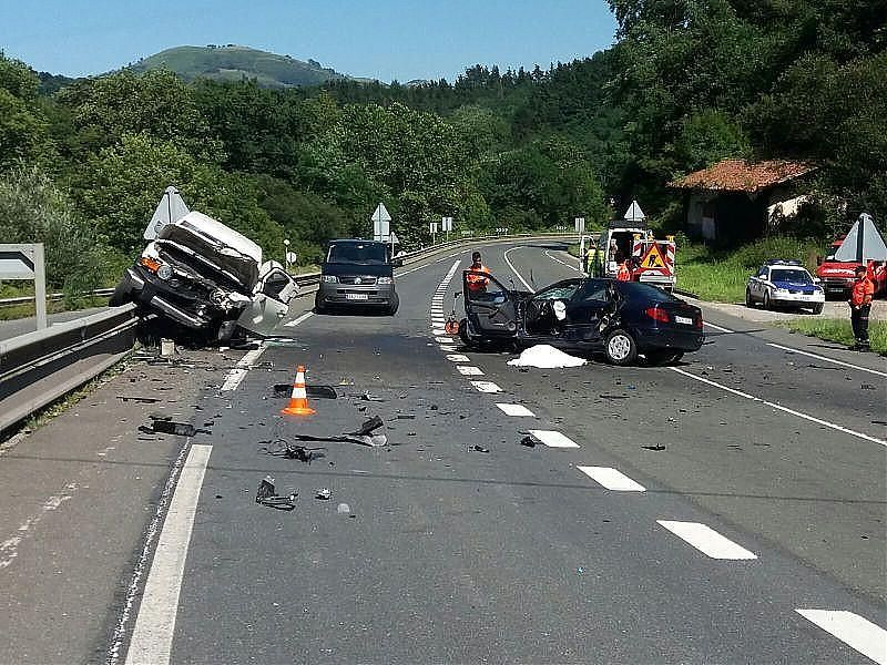 Accidentes en la Unión Europea