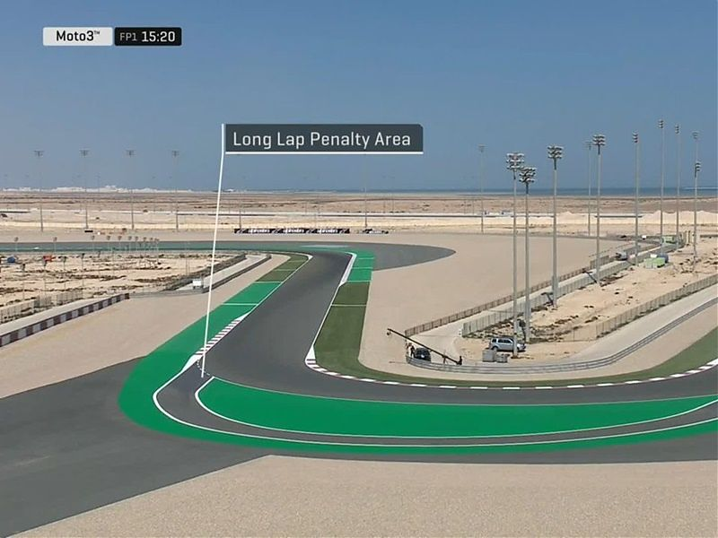 Long la penalty en Qatar