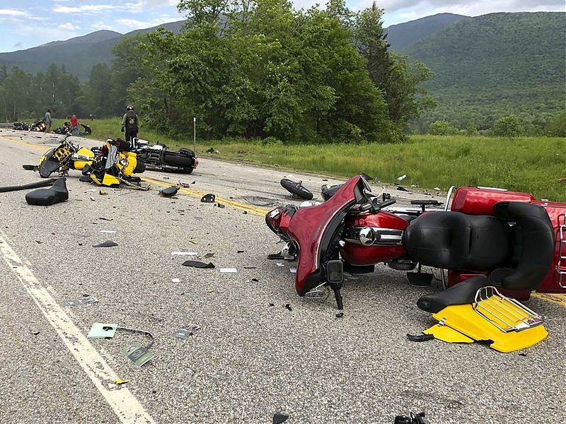 Accidente en USA