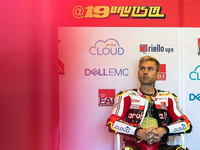 Álvaro Bautista World SBK