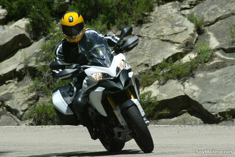 prueba Ducati Multistrada 1200 S Touring