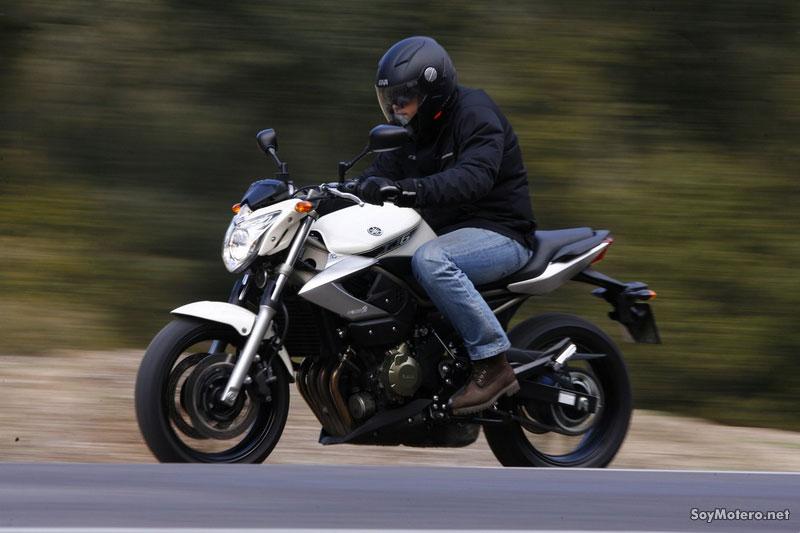 Prueba Yamaha XJ6 - Lista para rutear