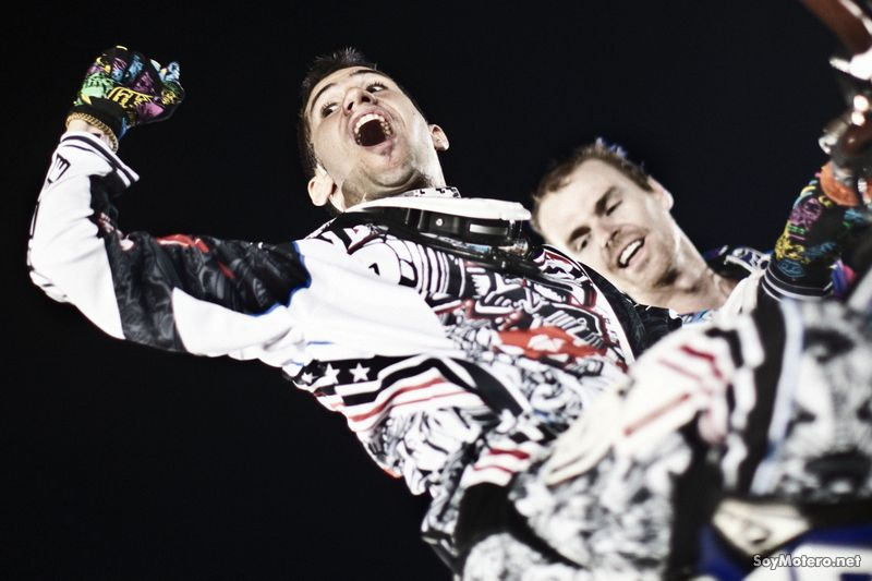 Dany Torres gana la cita italiana del Red Bull X-Fighters World Tour 2010