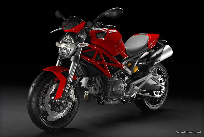 Ducati Monster 696 2011