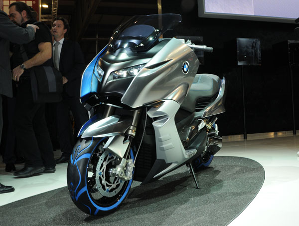 BMW scooter concept C