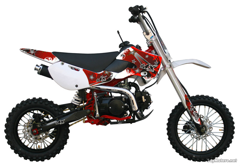 Rocker 140 N, pit bike motocross