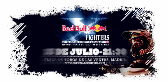 Red Bull X-Fighters Madrid 2011