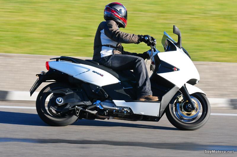 Prueba Gilera GP 800: Como un gran moto