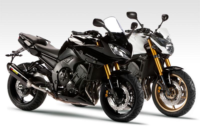 Yamaha Fazer8 S Sport y Fazer8 N Sport