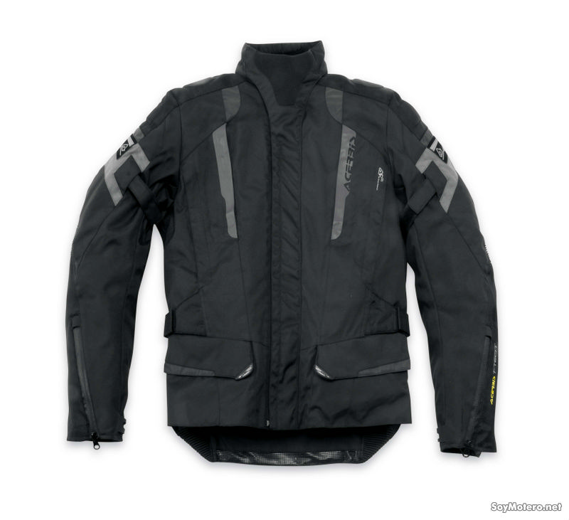 Chaqueta Highlander: vista frontal