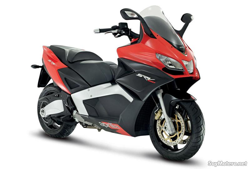 Aprilia SRV 850: estilo superbike para este maxi-scooter urbano