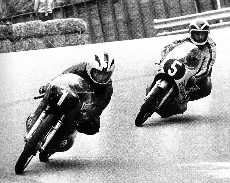 Ángel Nieto, historia viva del motociclismo en España