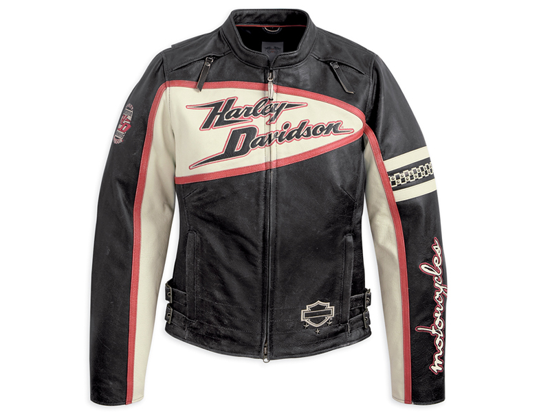 Chaqueta Dash cuero Harley-Davidson