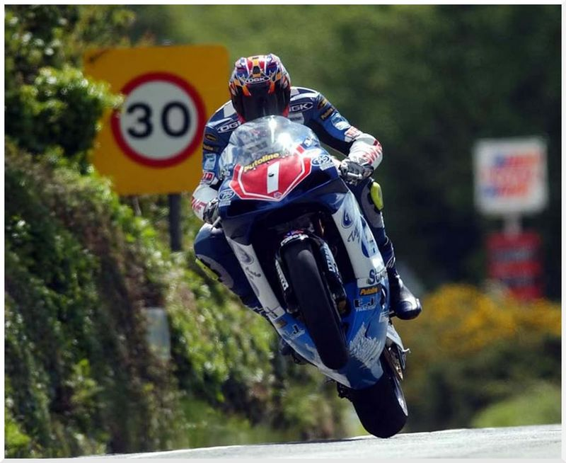 David Jefferies, Tourist Trophy, Isla de Man, Suzuki