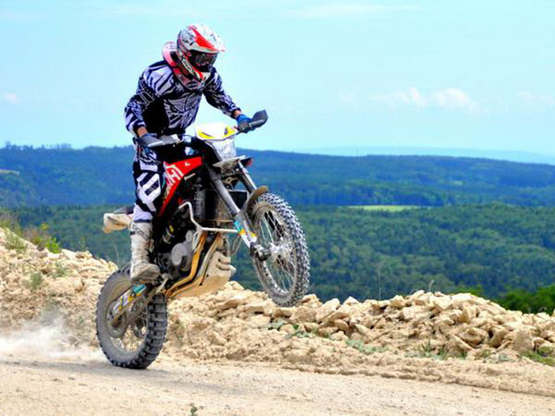 Touratech Husqvarna Nuda 900 X-Cross