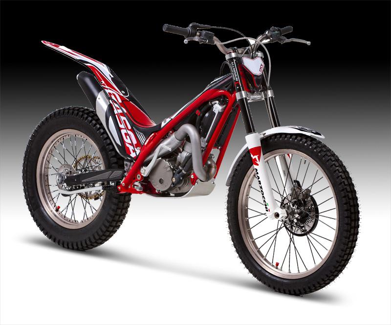 Nueva moto de trial Gas Gas TXT Pro 2013
