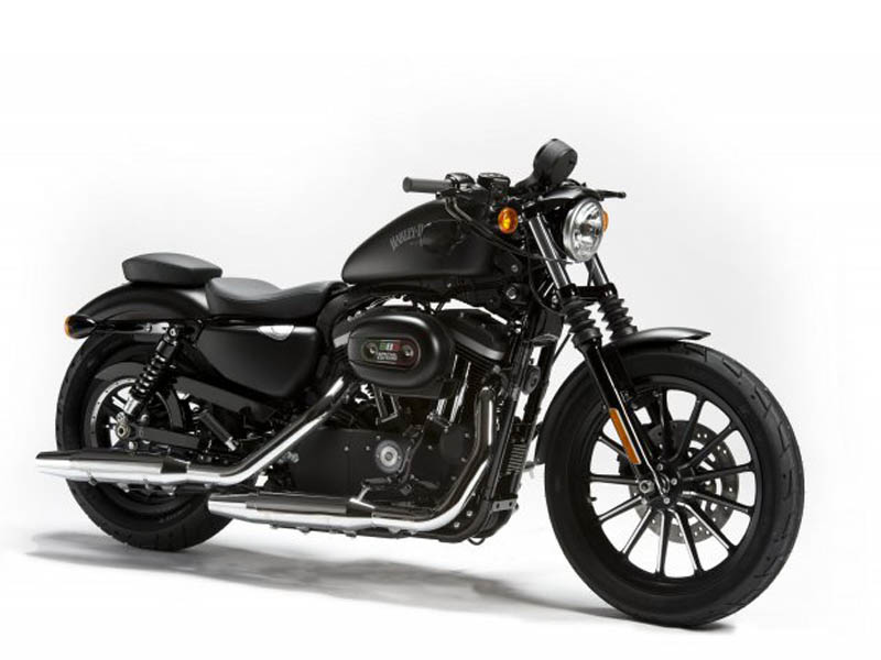 Harley-Davidson Sportster Iron 883 Special Edition Italia