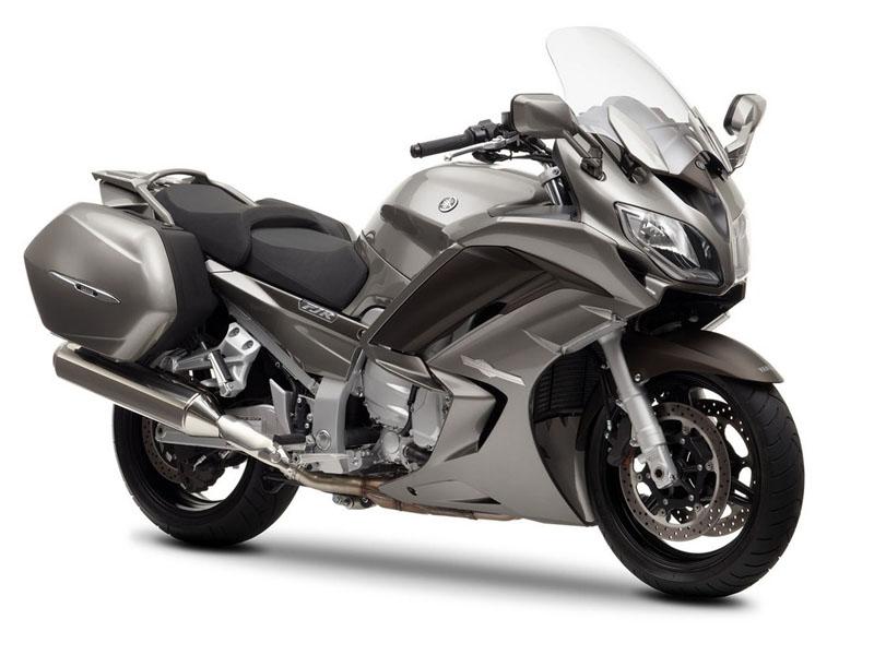 Yamaha FJR 1200 2013