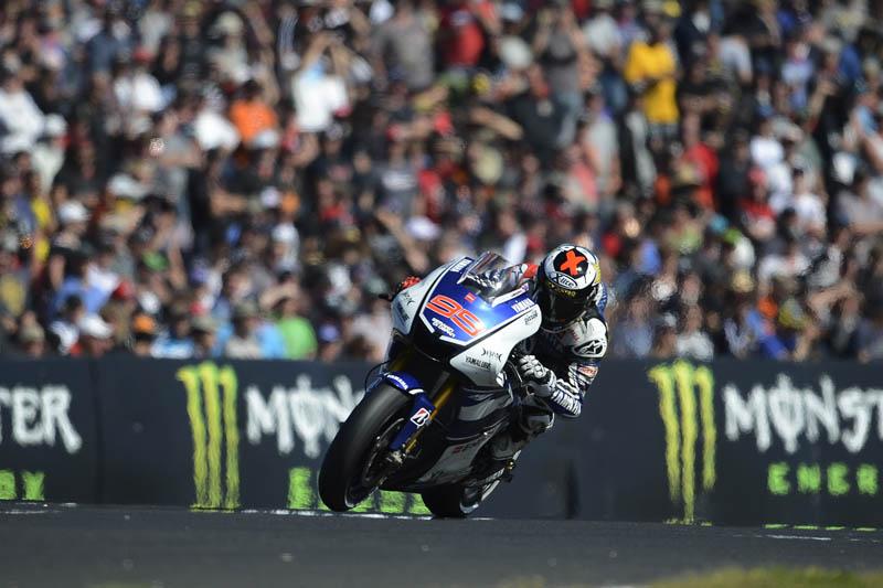 GP Australia MotoGP 2012: Jorge Lorenzo (Yamaha) conquista un nuevo título de MotoGP