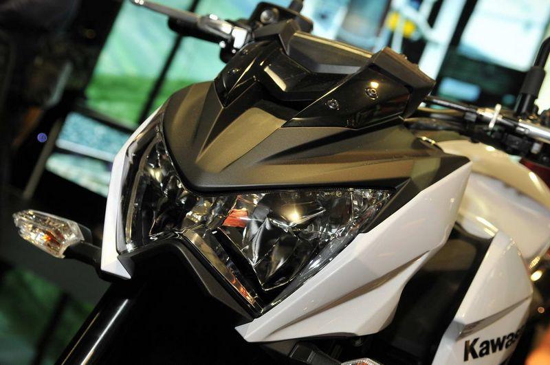 EICMA 2012: Kawasaki Z800 2013