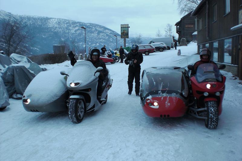 Kristall Rally Noruega