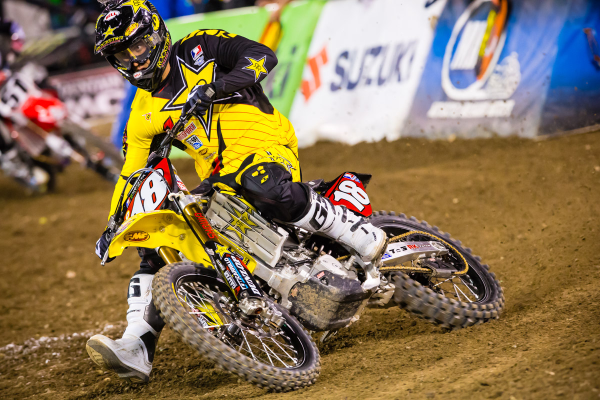 AMA Supercross San Diego