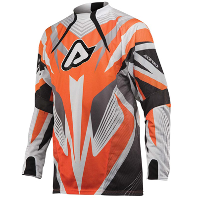 Camiseta acerbis impact junior