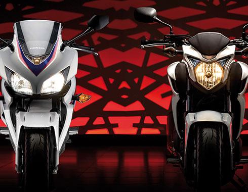 Honda cb500f cbr500r precios 2013
