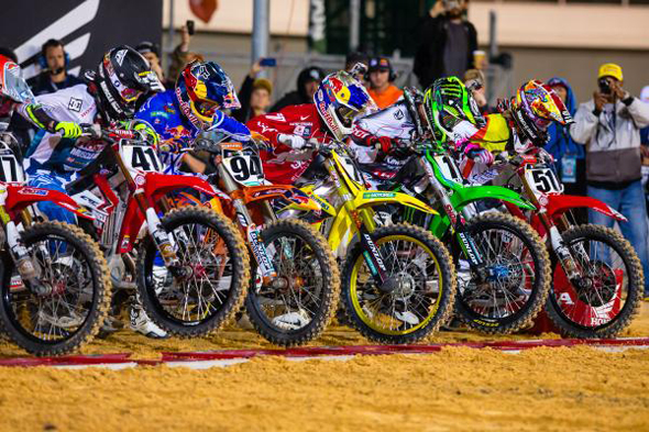 AMA Supercross Indianapolis