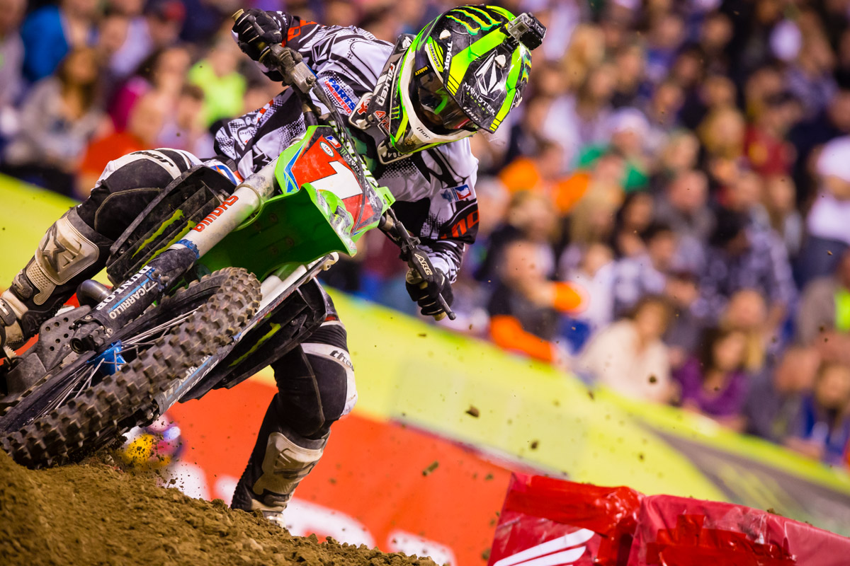Ryan Villopoto AMA Supercross