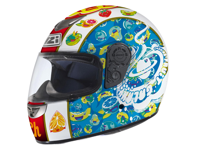 Casco ASTRON 600 JR MB estampado