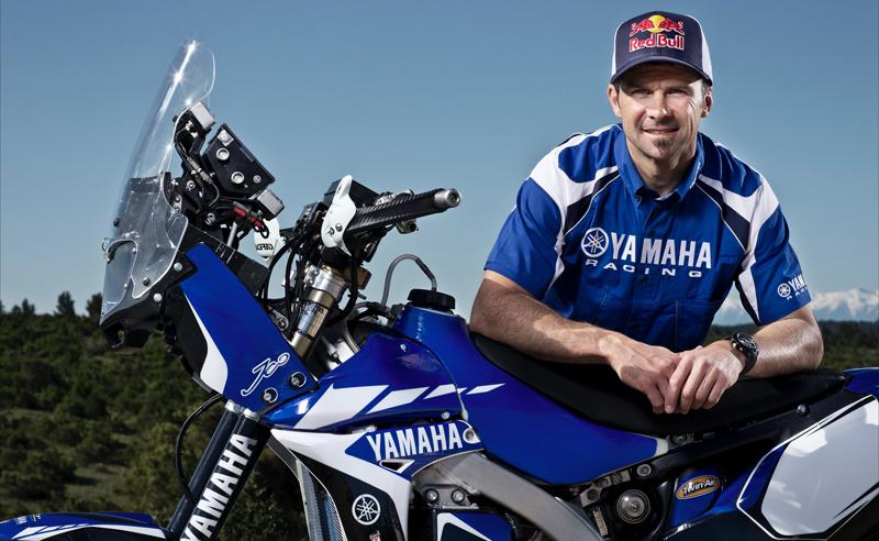 Cyril Despres y Yamaha, unidos para luchar por el Dakar 2014