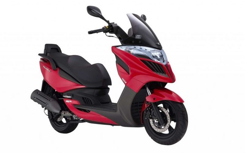 KYMCO Yager GT 125i 2013